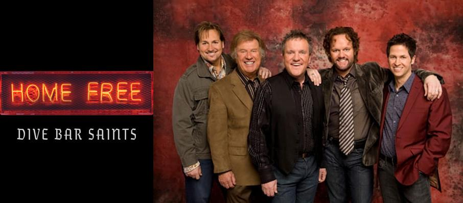 Home Free Vocal Band at Luther F. Carson Four Rivers Center