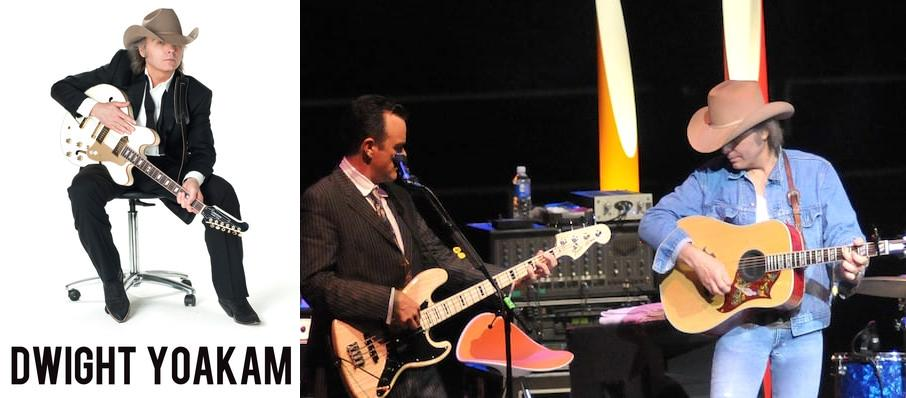 Dwight Yoakam at Luther F. Carson Four Rivers Center