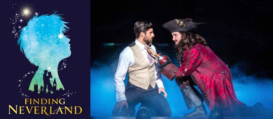 Finding Neverland at Luther F. Carson Four Rivers Center