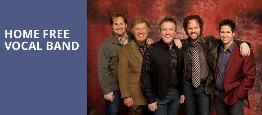 Home Free Vocal Band, Luther F Carson Four Rivers Center, Paducah