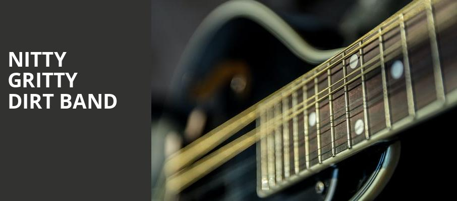 Nitty Gritty Dirt Band, Luther F Carson Four Rivers Center, Paducah
