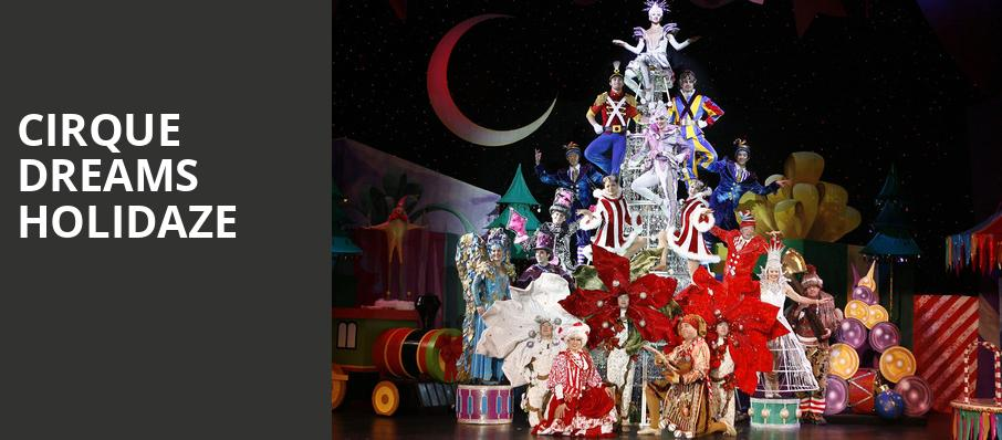 Cirque Dreams Holidaze, Luther F Carson Four Rivers Center, Paducah