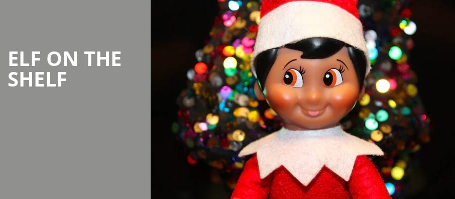 Elf on the Shelf, Luther F Carson Four Rivers Center, Paducah