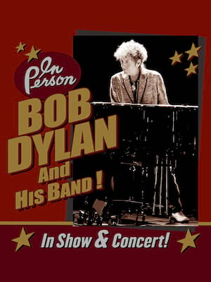 Bob Dylan, Luther F Carson Four Rivers Center, Paducah