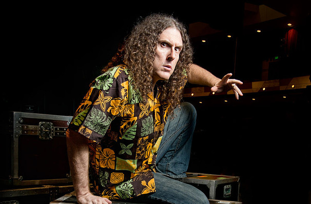 Weird Al Yankovic, Luther F Carson Four Rivers Center, Paducah